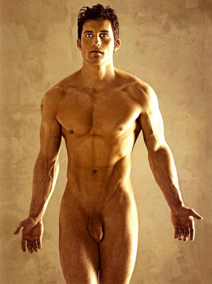 Hot Famous Men Nude